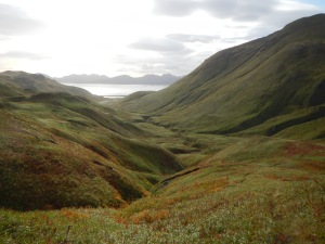 Peace of Mind Treck, Unalaska Island
