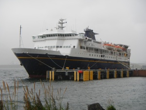 M/V Kennicot in Dutch Harbor, Alaska
